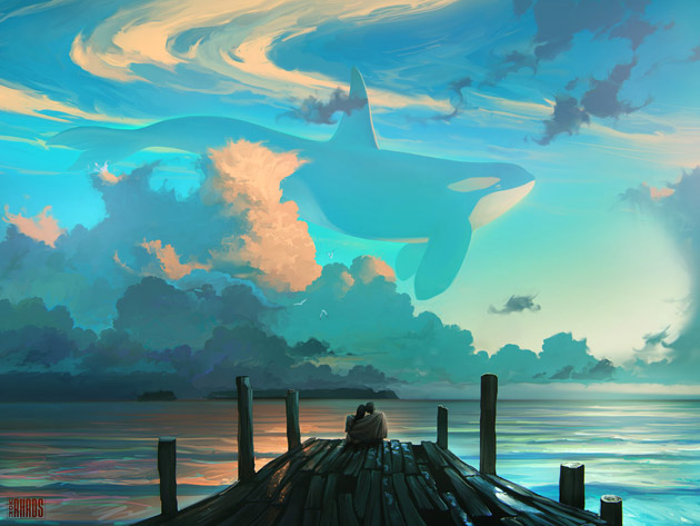 Mind Blowing Digital Art by RHADS (4)