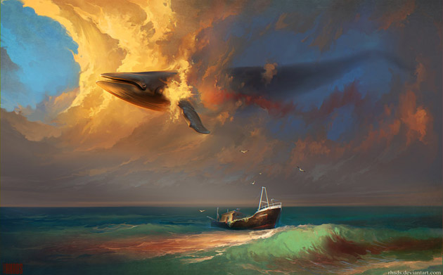 Mind Blowing Digital Art by RHADS (8)