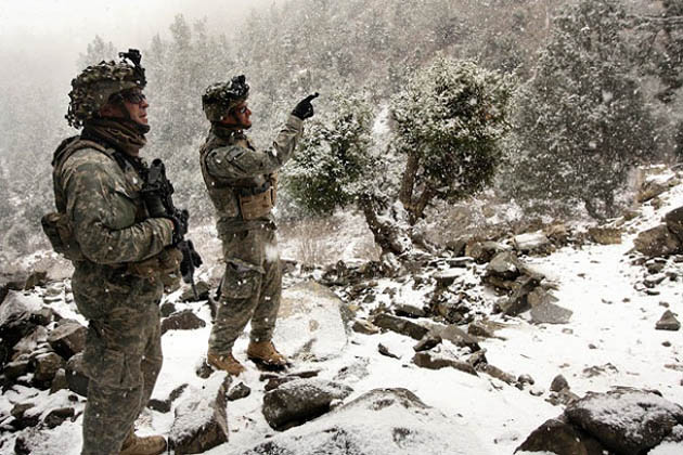 AFGHANISTAN-US-IED-ARMS-CACHES-10TH-MOUNTAIN-DIVISION