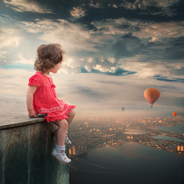 Creative Photographic design on Child Photography (1)