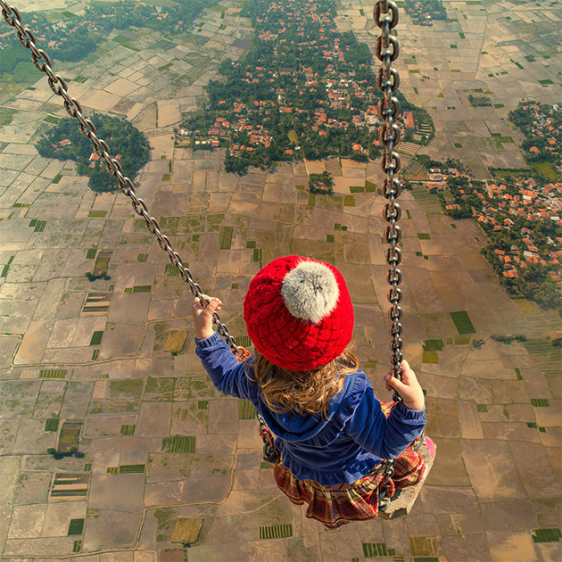 Creative Photographic design on Child Photography (11)