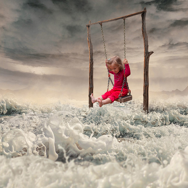 Creative Photographic design on Child Photography (13)