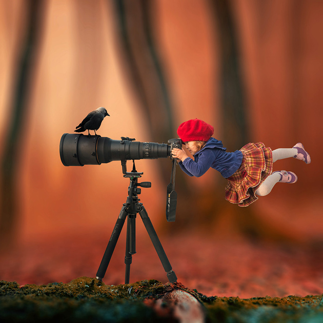 Creative Photographic design on Child Photography (7)