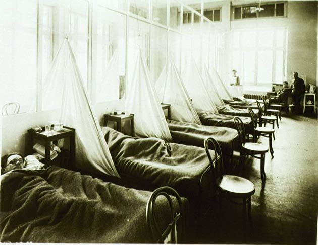 Spanish Influenza (1918)