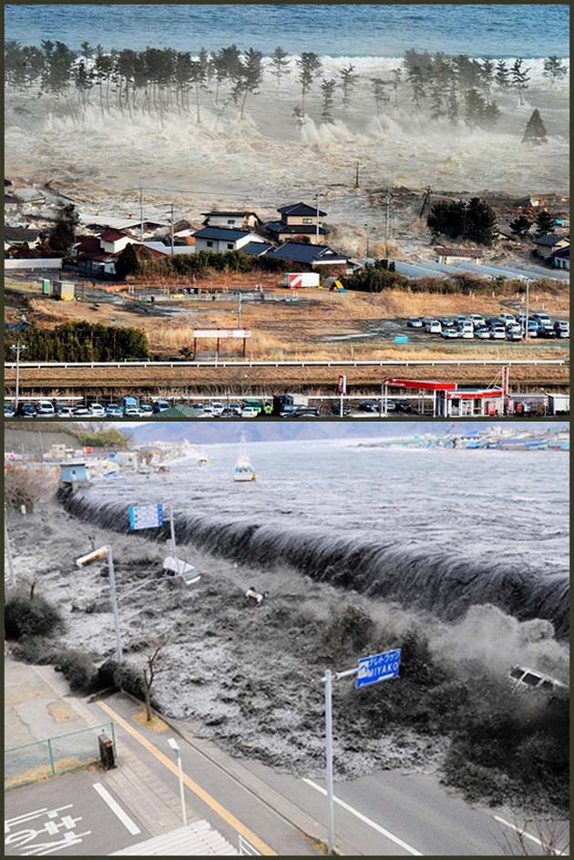 Tōhoku Earthquake and Tsunami (2011)