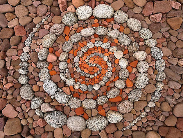 Beautiful Land Art by Voorworld (10)