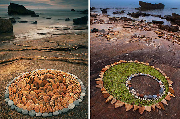 Beautiful Land Art by Voorworld (3)