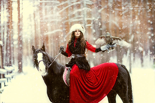 Creative Fantasy Photographs in form of Fairy Tales (1)
