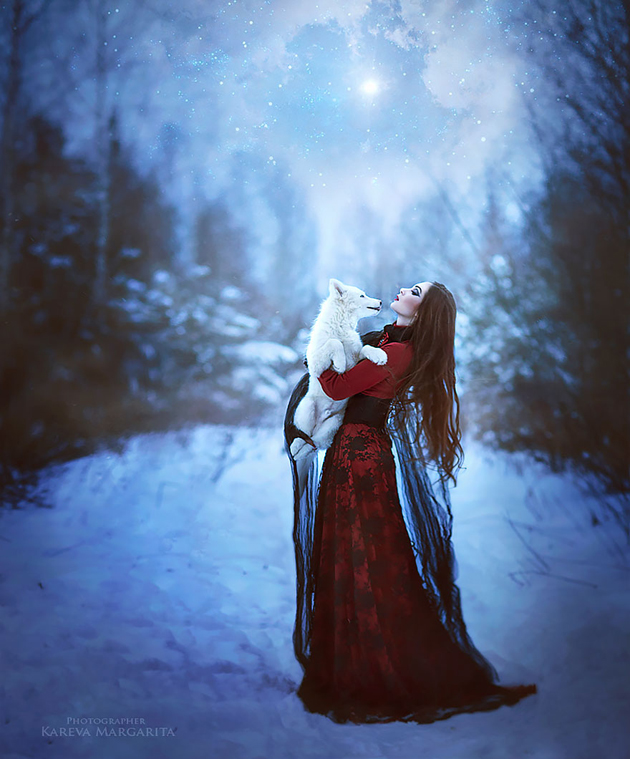 Creative Fantasy Photographs in form of Fairy Tales (13)