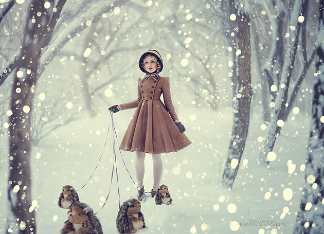 Creative Fantasy Photographs in form of Fairy Tales (16)