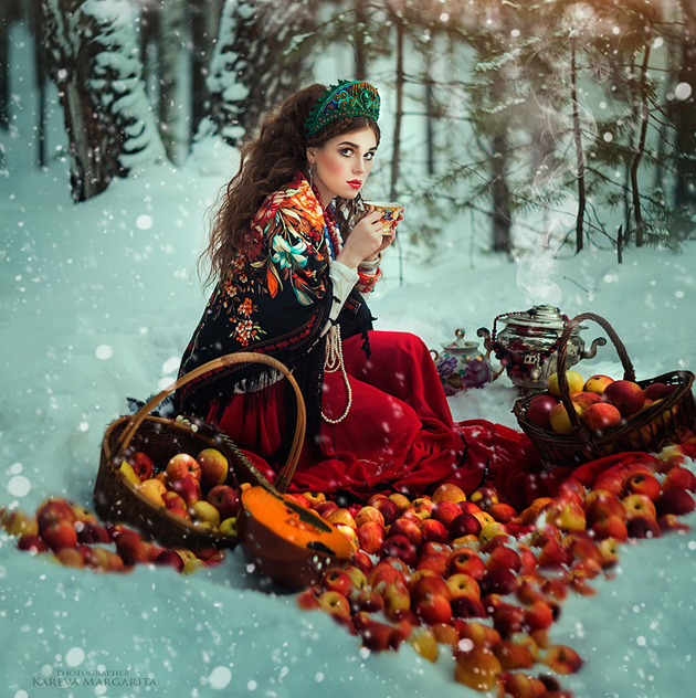 Creative Fantasy Photographs in form of Fairy Tales (17)