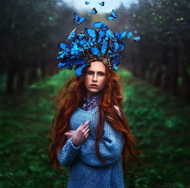 Creative Fantasy Photographs in form of Fairy Tales (19)