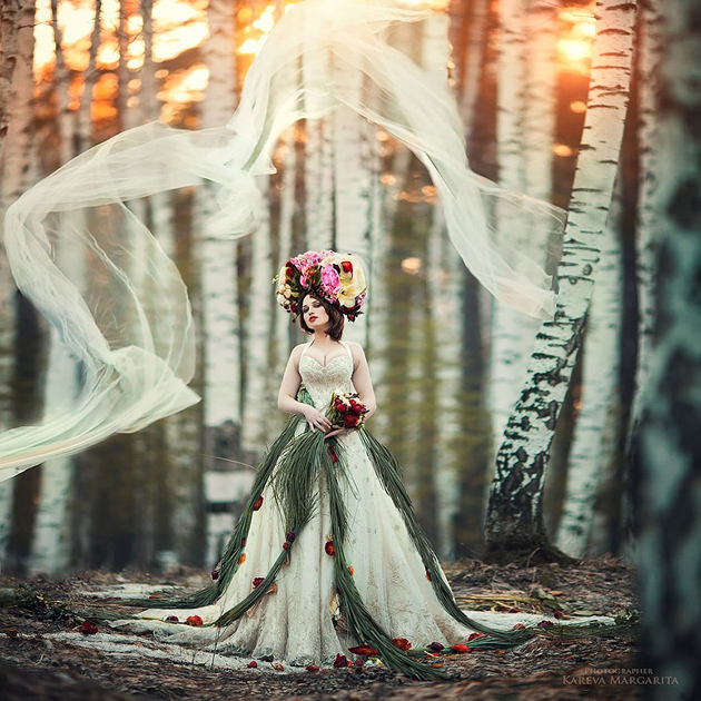 Creative Fantasy Photographs in form of Fairy Tales (2)