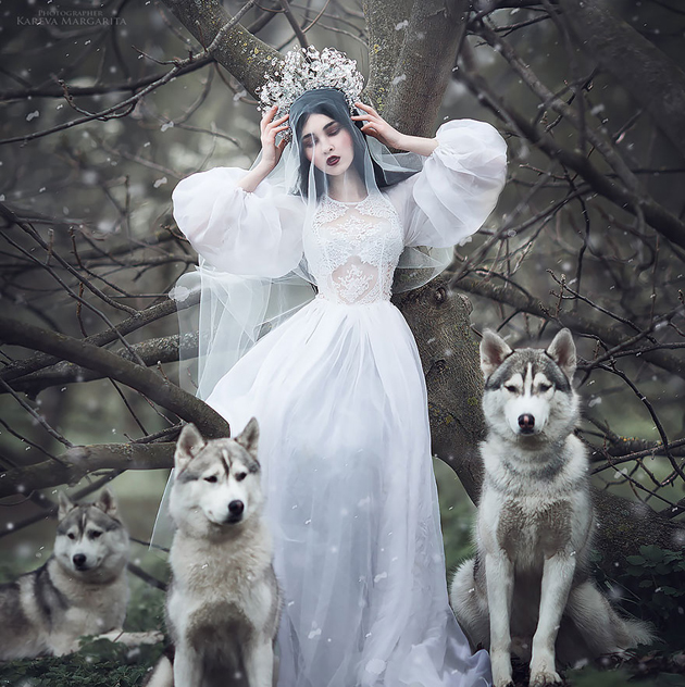 Creative Fantasy Photographs in form of Fairy Tales (20)
