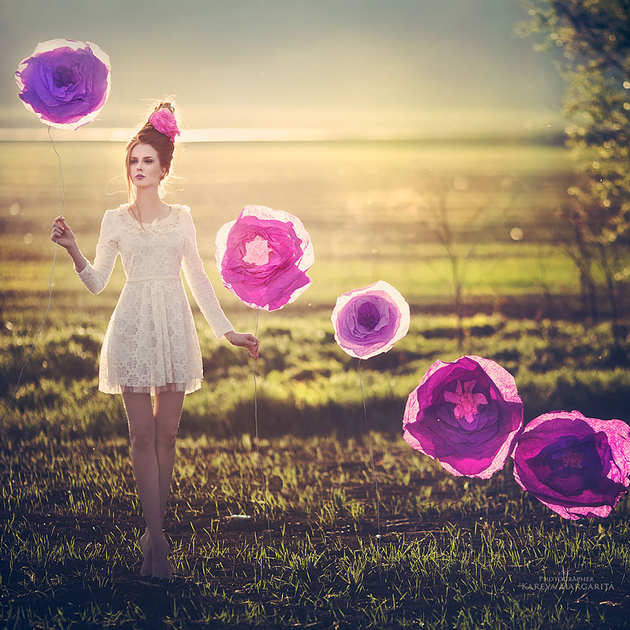 Creative Fantasy Photographs in form of Fairy Tales (9)