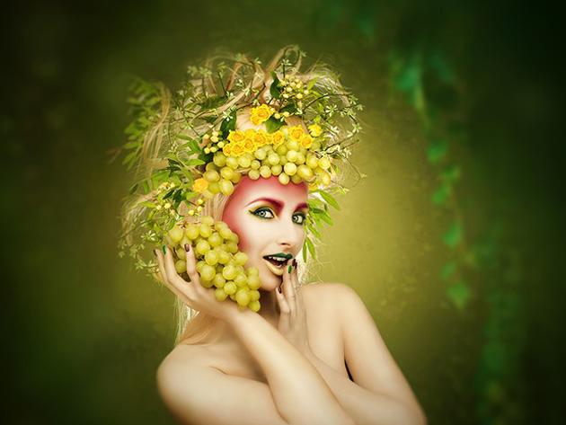 Creative Portraits by LilifIlane (2)