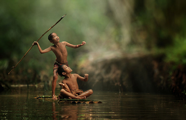 Day by Day life Of Village People in Indonesia by Herman Damar -Greatinspire (4)