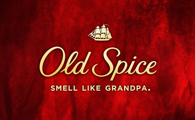 Old Spice - Smell like granpa