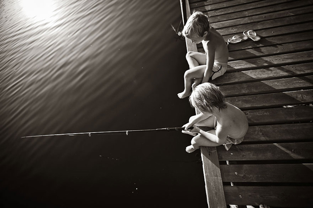 Mother Takes Pictures Of Her Children's Summers In The Polish Countryside (13)