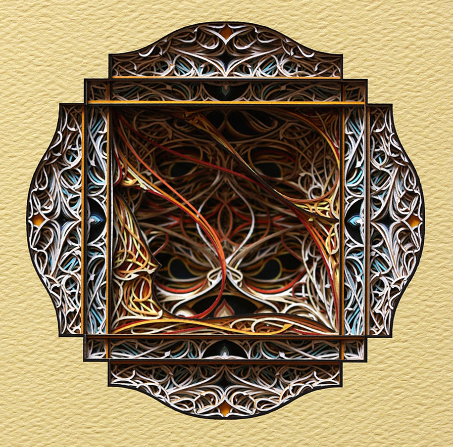 Eric Standley's Unbelievable laser cut paper sculptures (6)