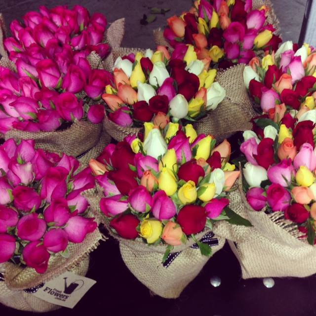 Romantic & Elegant flower bouquets (4)