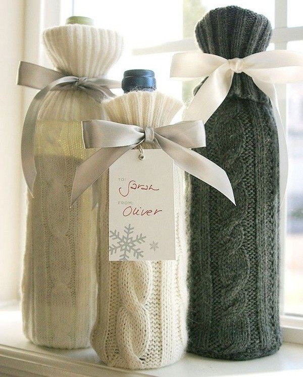 35-DIY Gorgeous Glass Bottles (14)