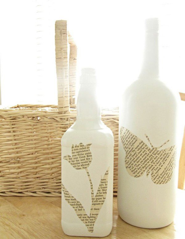 35-DIY Gorgeous Glass Bottles (16)
