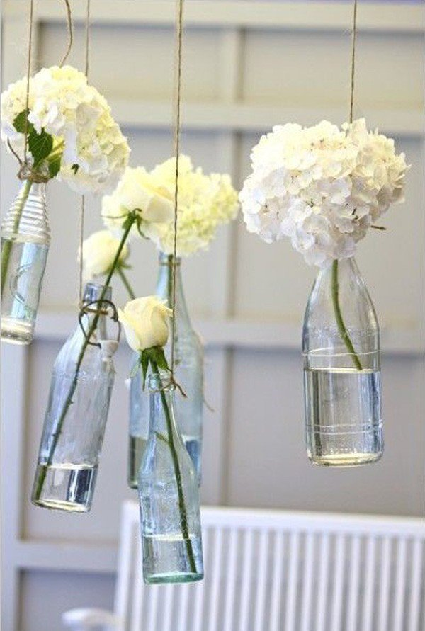 35 Diy Gorgeous Glass Bottles Great Inspire