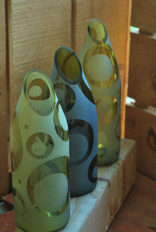 35-DIY Gorgeous Glass Bottles (26)