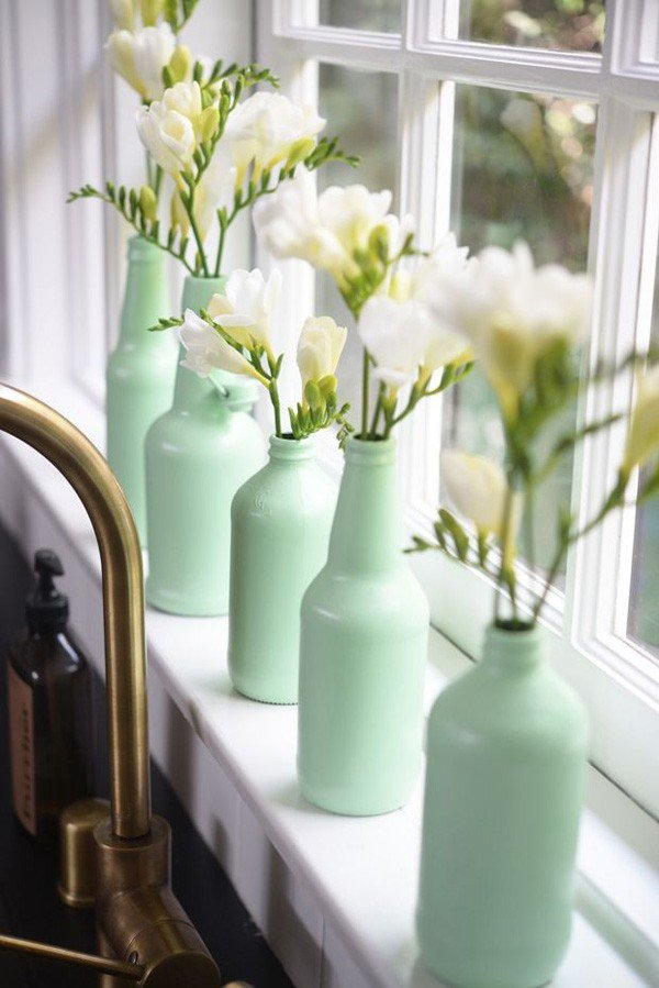 35-DIY Gorgeous Glass Bottles (28)