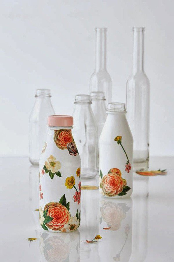 35-DIY Gorgeous Glass Bottles (30)