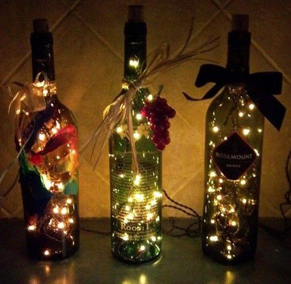 35-DIY Gorgeous Glass Bottles (7)