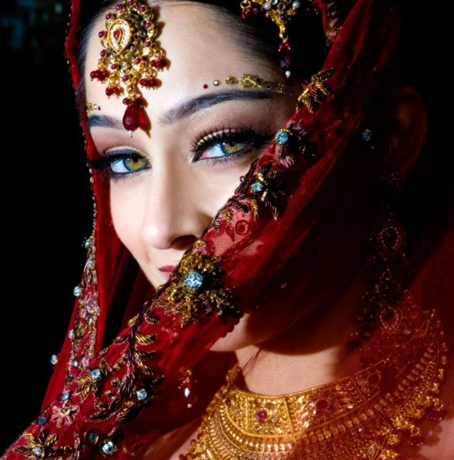 Appealing Indian Brides Picture (5)