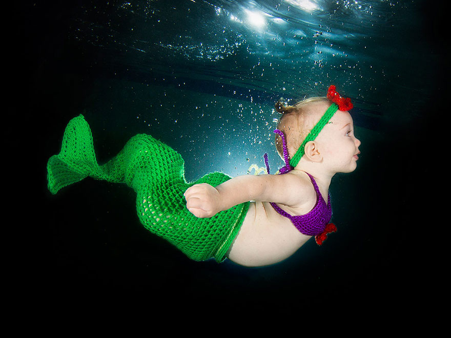 Astonished kids underwater photography by Seth Casteel (14)
