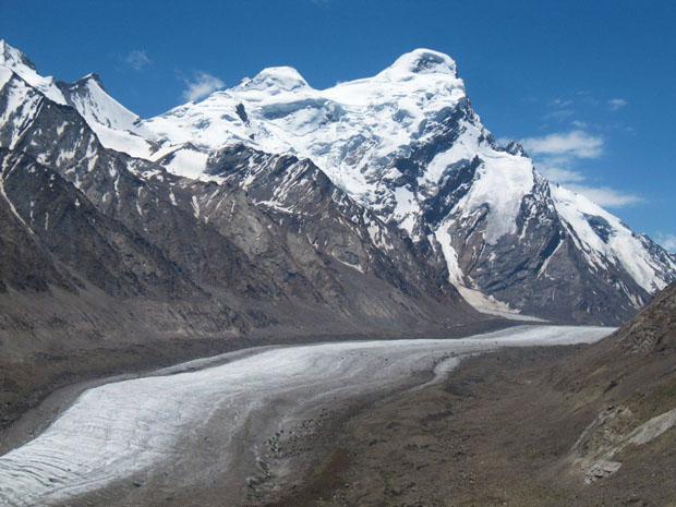 Drang Drung Glacier, Near Kargil