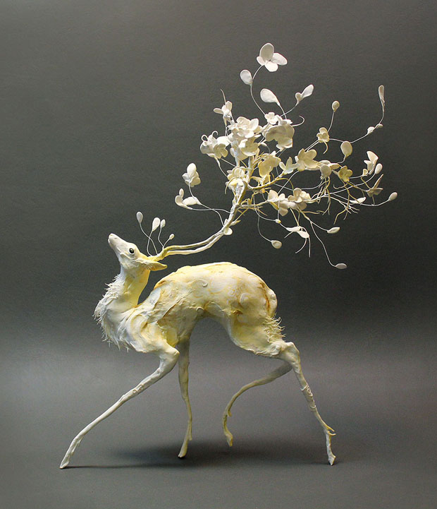 Fusion of flora and fauna by Ellen jewett (17)