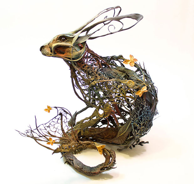 Fusion of flora and fauna by Ellen jewett (19)