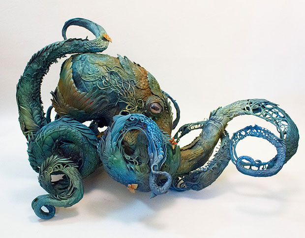 Fusion of flora and fauna by Ellen jewett (4)