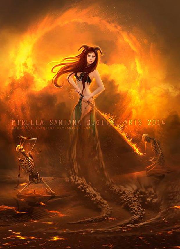 Mirella Santana's Fantasy World (1)