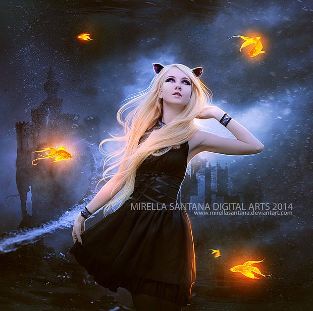 Mirella Santana's Fantasy World (5)