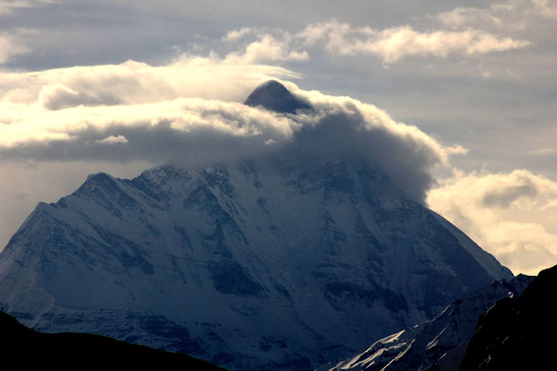 Nanda-devi-mountain