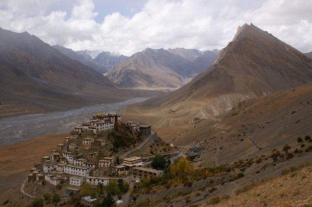 key-monastery-Himachal Pradesh
