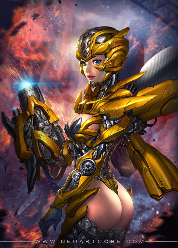 Fantasy Girl  Digital Art by Nudtawut Thongmai  (21)