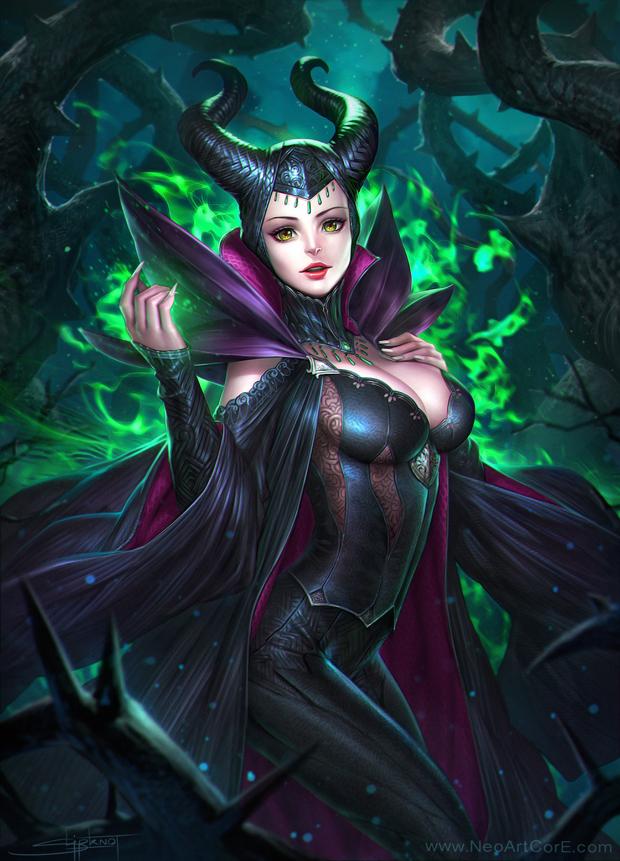 Fantasy Girl  Digital Art by Nudtawut Thongmai  (23)