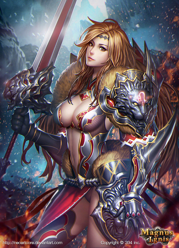 Fantasy Girl  Digital Art by Nudtawut Thongmai  (4)