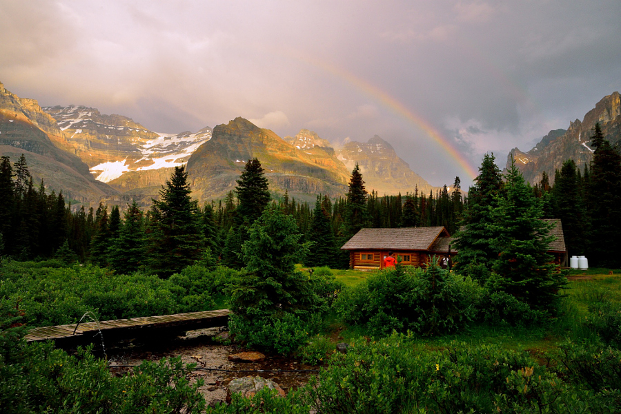 After the Storm – Lake O'Hara by Shuchun Du on 500px