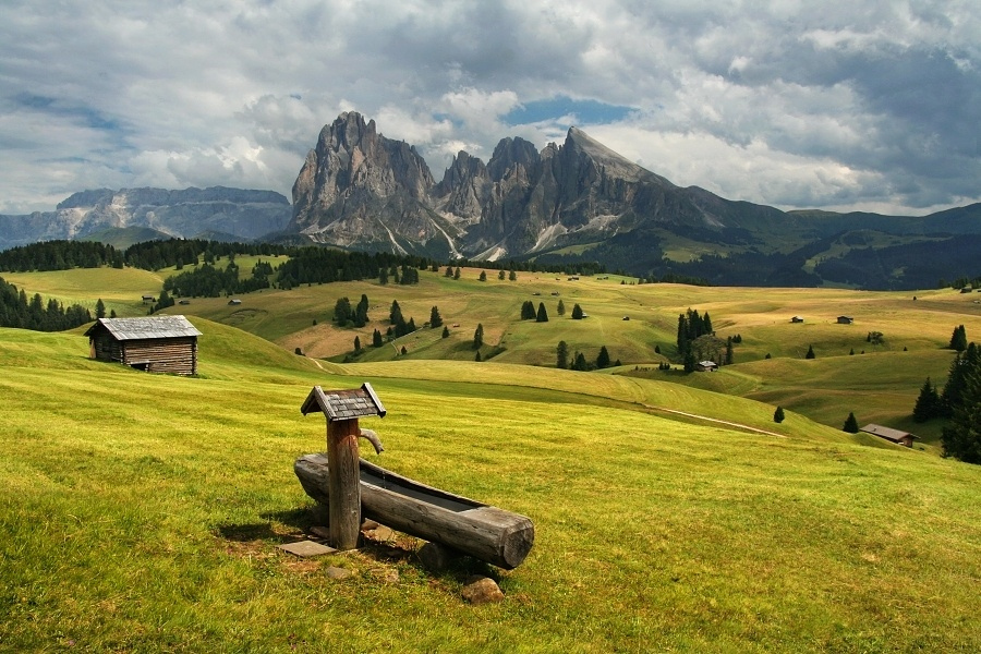 Alpe di Siusi by Daniel Řeřicha on 500px