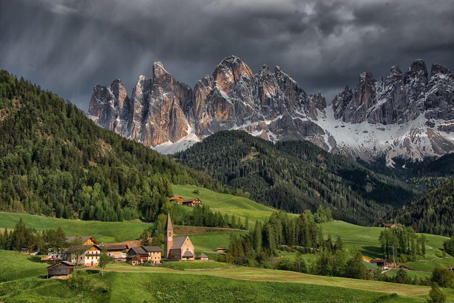 Santa Maddalena by Hans DeBruyn on 500px