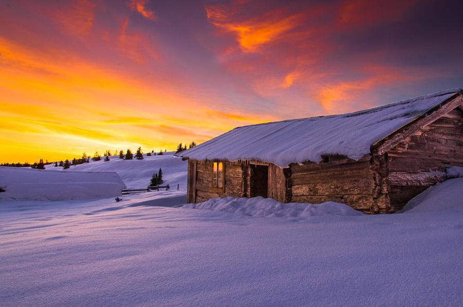 WINTER MORNING by Jørn Allan Pedersen on 500px
