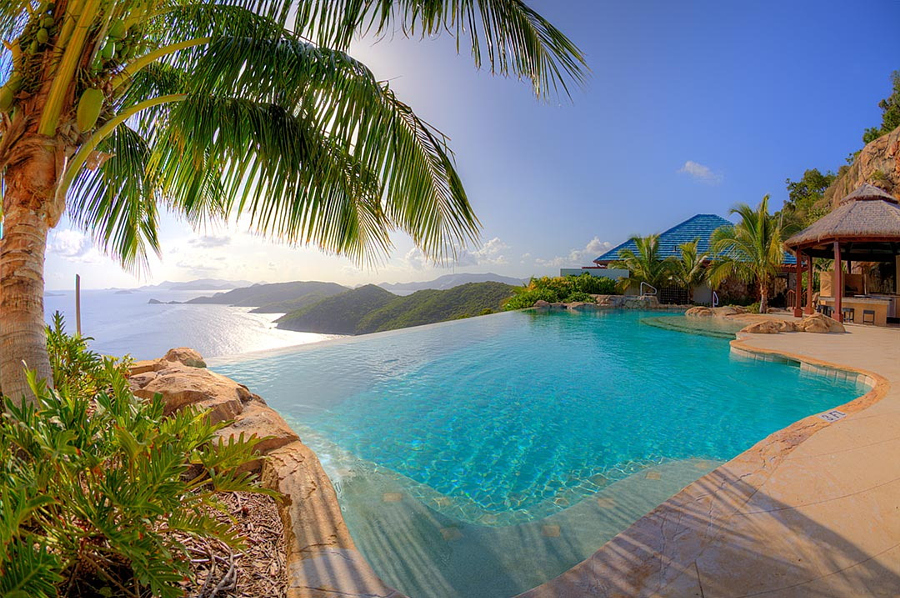 eagle's nest infinity pool by Matthew Gallagher on 500px
